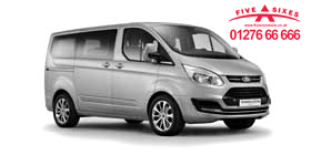 8 seater van MPV by Five Sixes Taxis