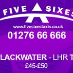 Blackwater taxis