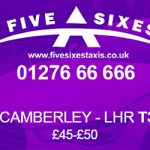 Camberley taxis