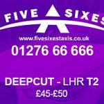 Deepcut Taxis