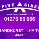 Sandhurst taxis