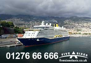 Cruise Ship Transfers on Docks